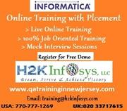 Informatica Online Training-Attena Free DEMO