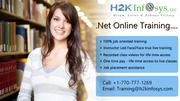 DotNet Online Training and Job Assistance