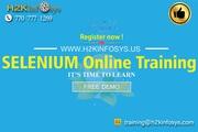 Selenium Online Training Classes by H2KInfosys