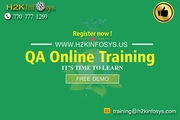Software QA Testing Online Training in USA