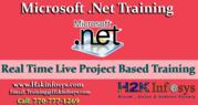 Job Oriented .Net Online Training