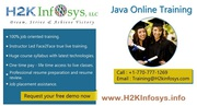 Java Online Training Courses with Placement