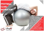 PFS FITBALL CLASS INSTRUCTOR® 31 august Promotion!