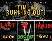 ProFi Fitness 21st August hot promotion!