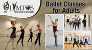 Ballet Classes Adults (Coolock)