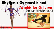 Rhythmic gymnastics for children in Coolock,  Dublin